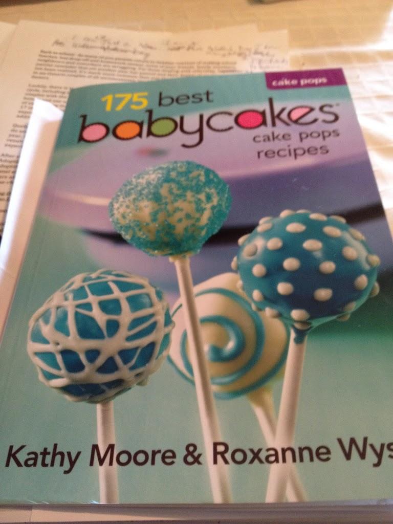 Vegan Cake Pop Recipe Babycakes