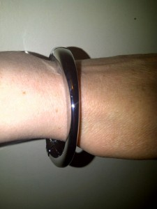 Clipa as a Bracelet
