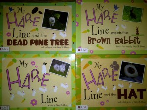 My Hare Line Books