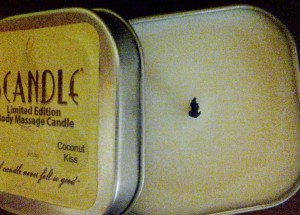 Scandle Travel Candle