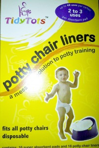 TidyTots Potty Chair Liners