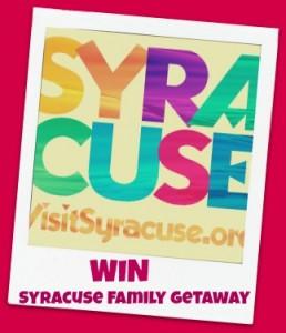 Win Syrasuse Family Getaway
