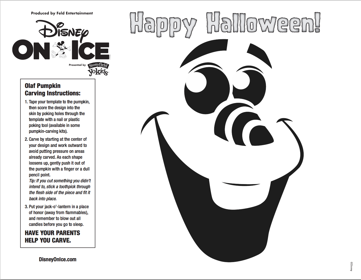 Easy Disney Pumpkin Carving Patterns Unique Design Ideas