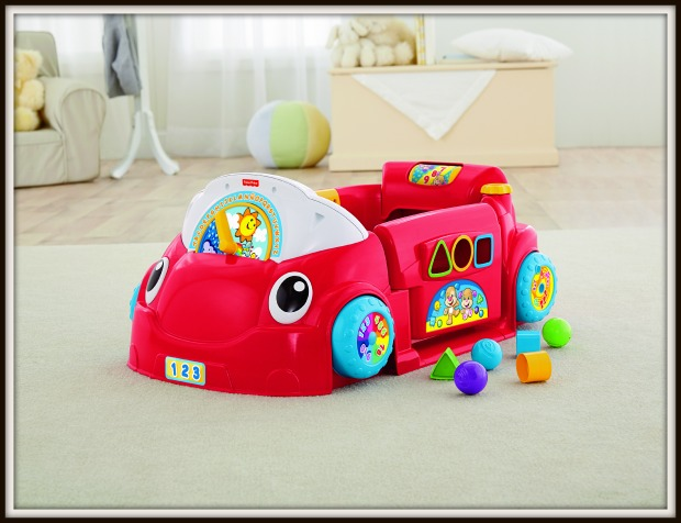 Smart Stages Car