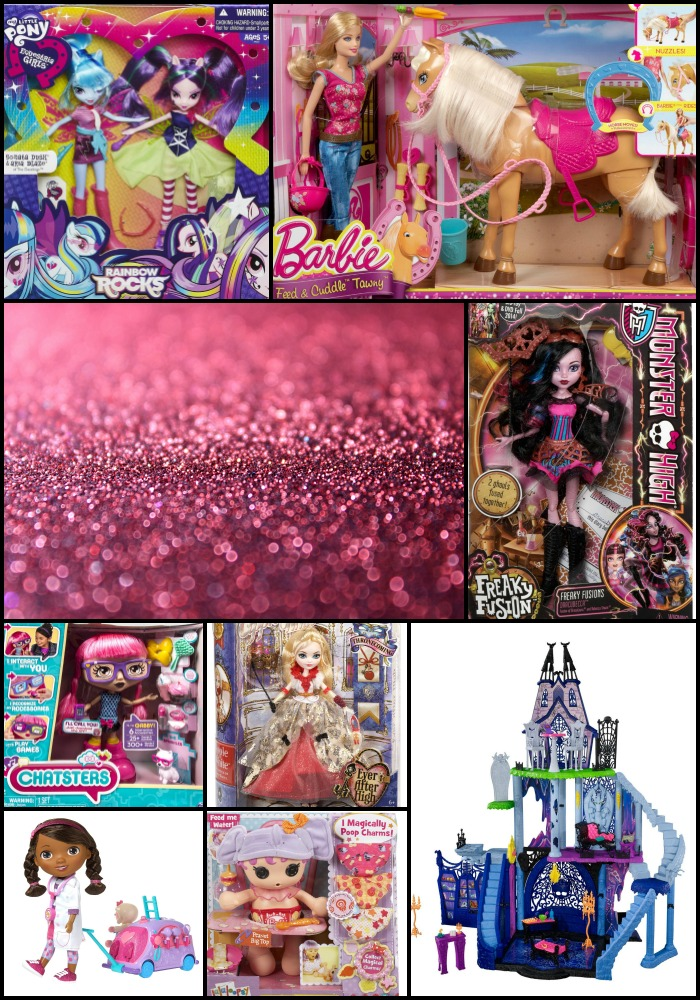 25 most popular dolls