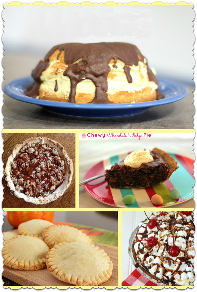 Divine pie recipes