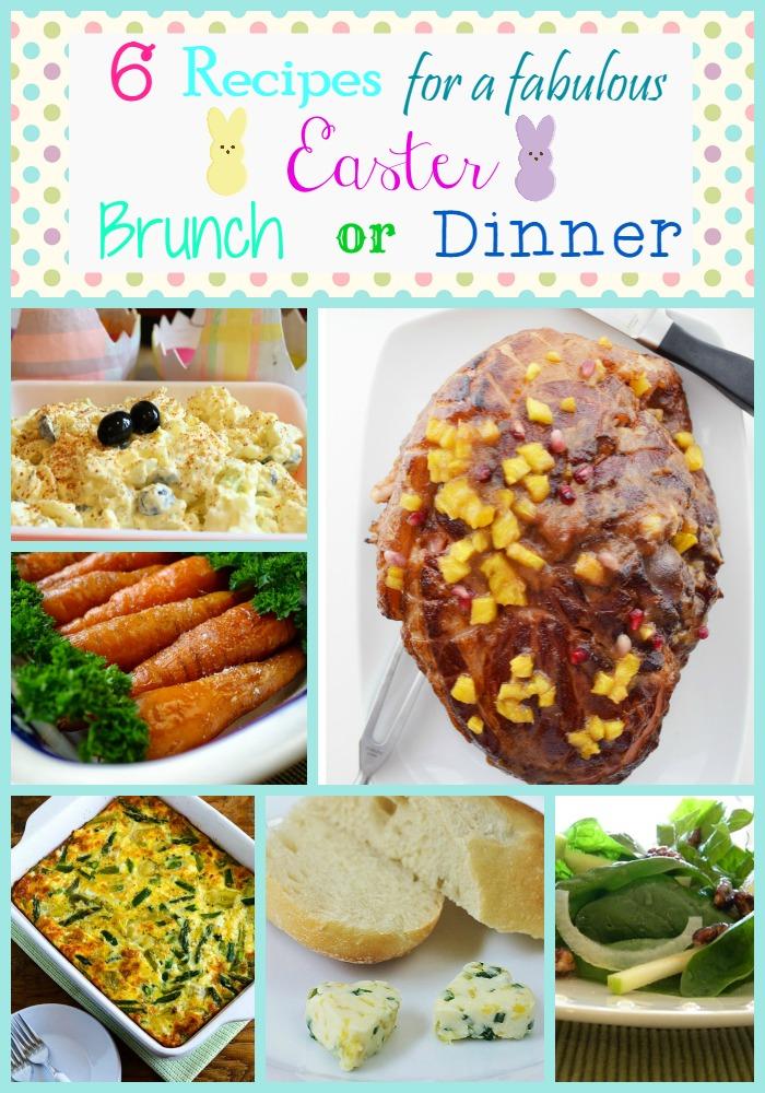 Six best easter brunch or dinner recipes thrifty mommas tips for Best easter brunch recipes