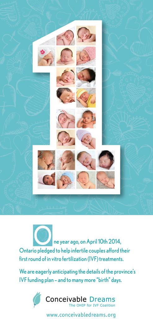 IVF funding in Ontario