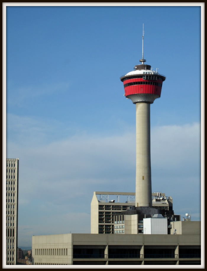 Calgary Tower Revolving Restaurant
