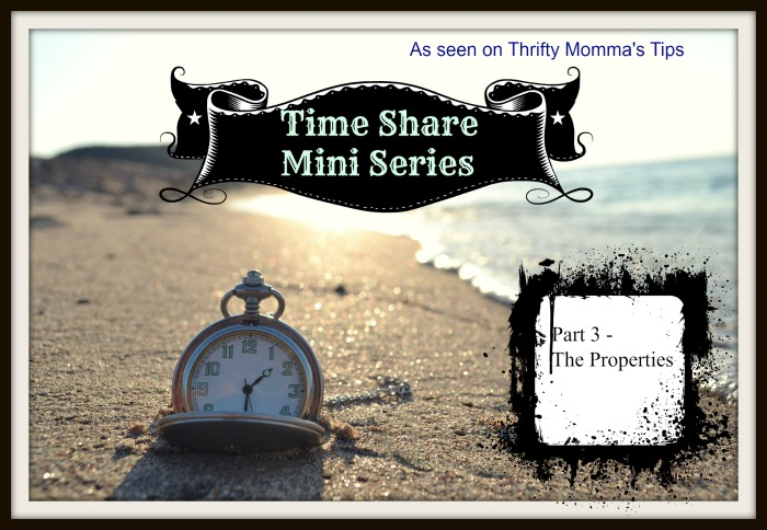 what is a time share