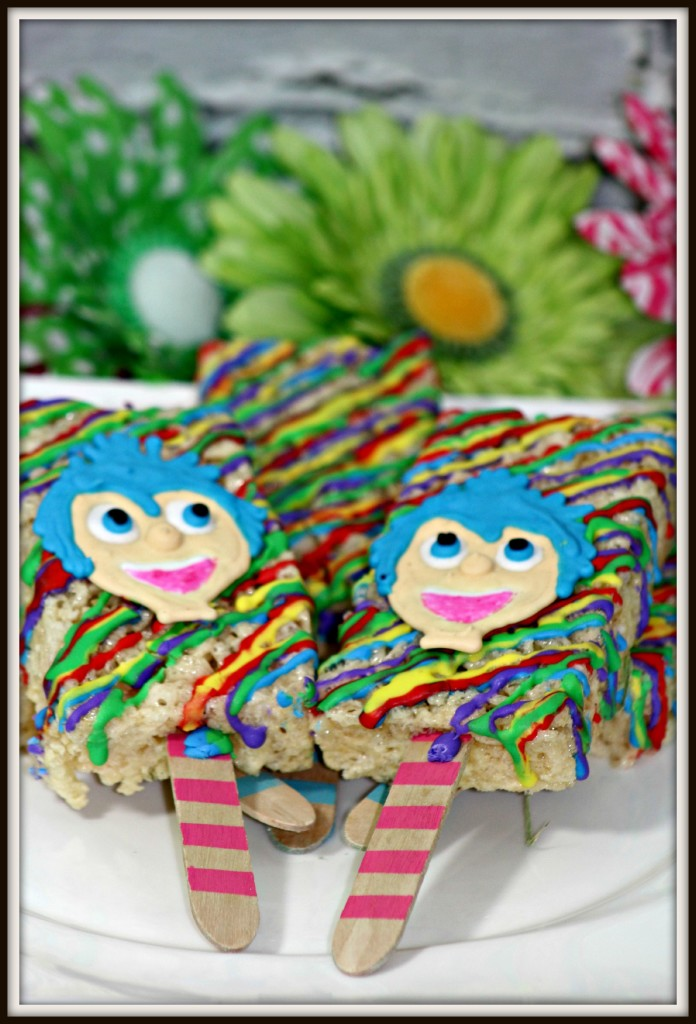 inside out rice krispies