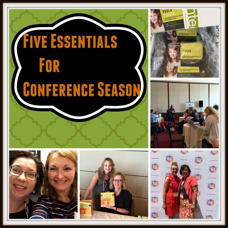 five conference essentials