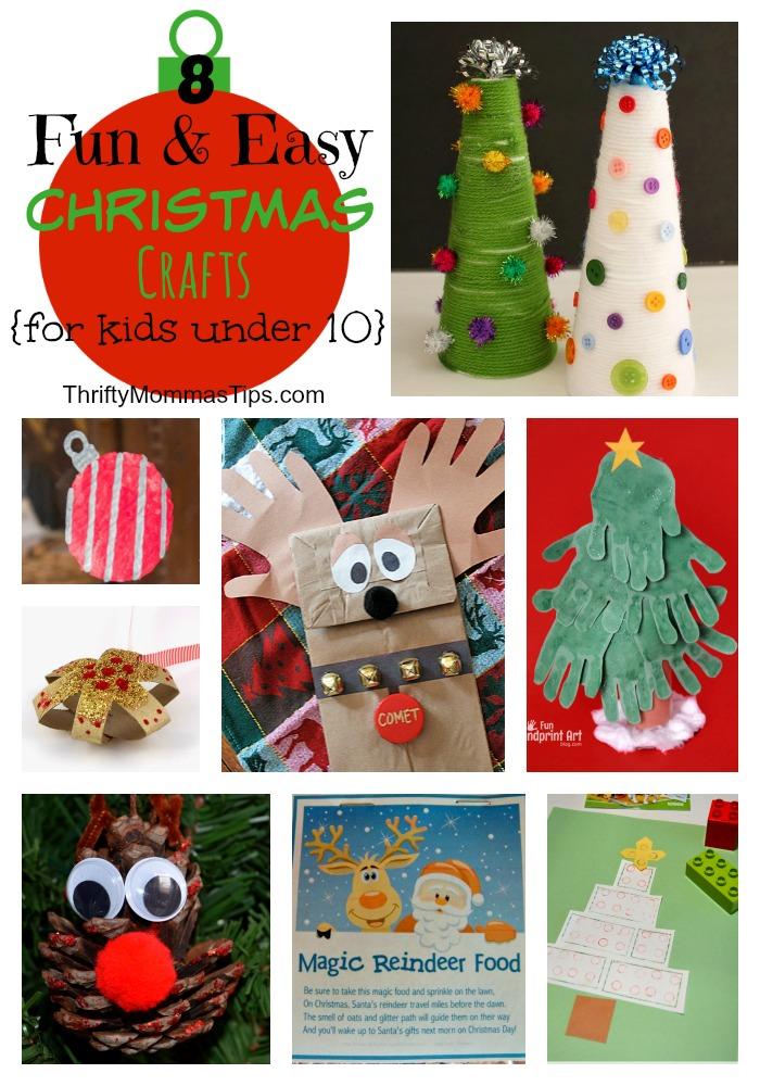 8 Christmas crafts