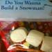 Olaf_marshmallow_craft