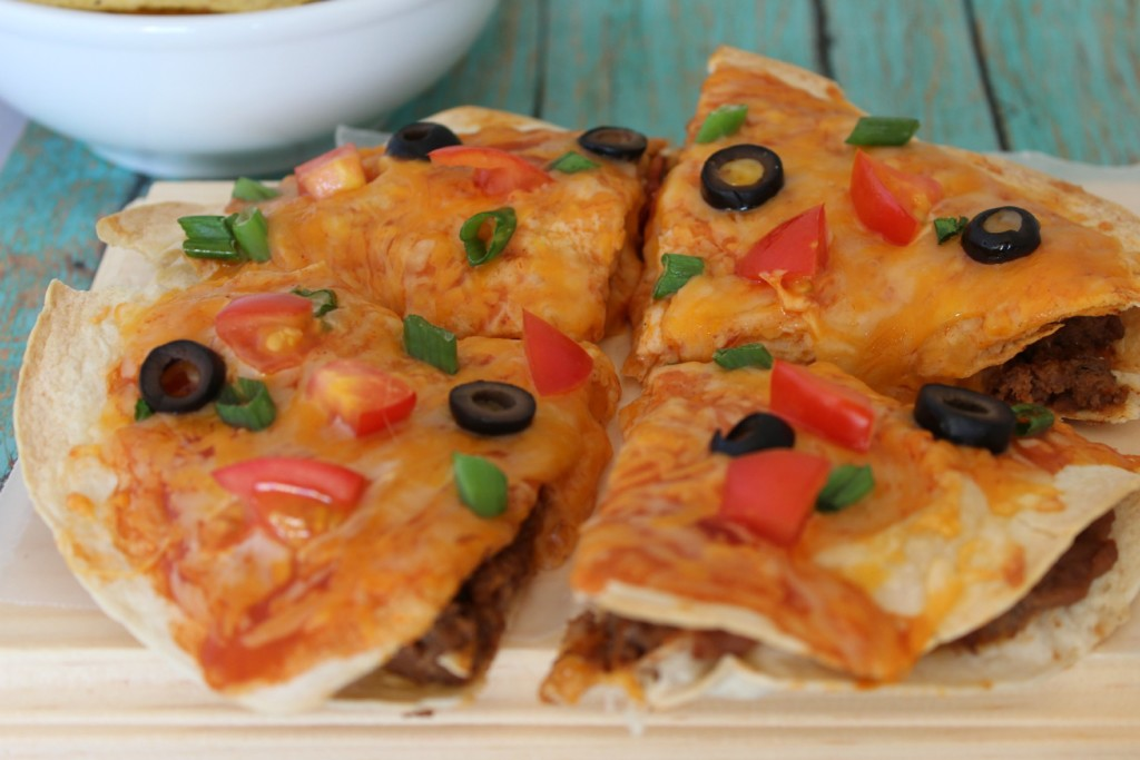 Mexican Pizza Horizontal