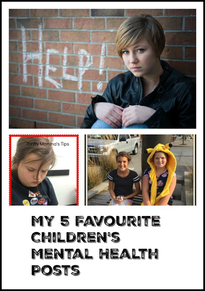 My Favourite Children's Mental Health Posts #BellLetsTalk ...