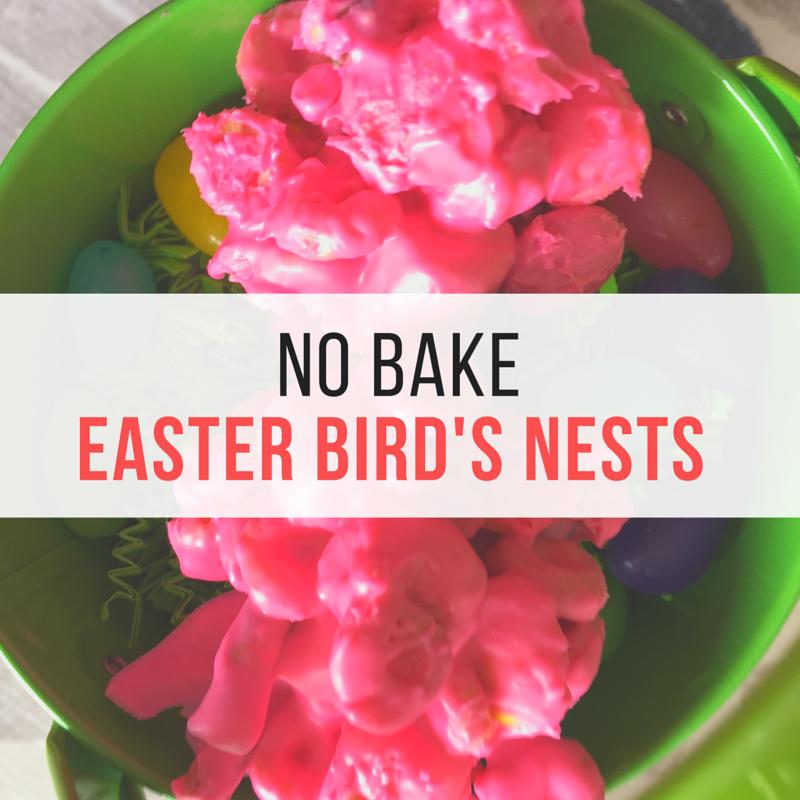 no bake easter treats