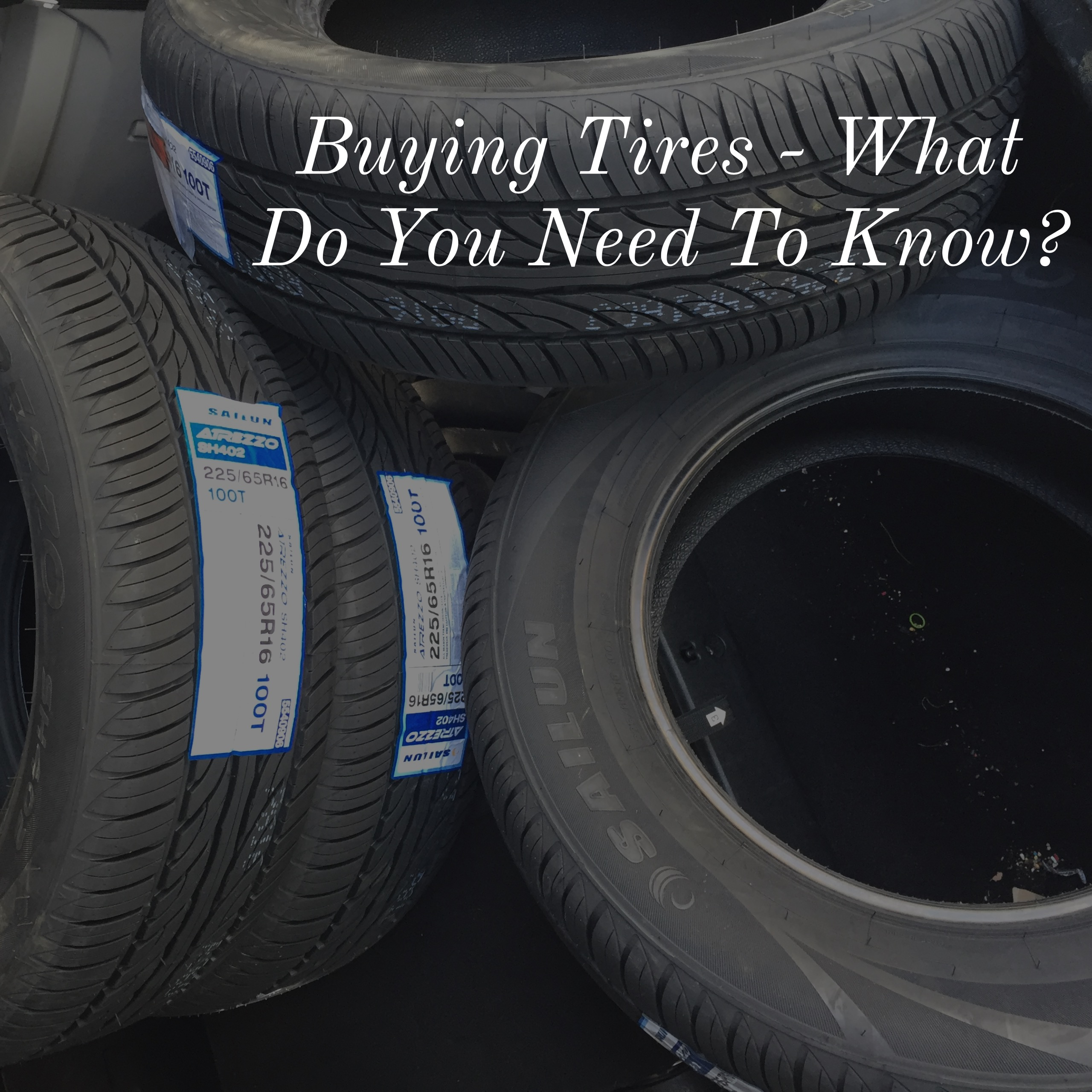 buying tires what do you need to know thrifty mommas tips. Black Bedroom Furniture Sets. Home Design Ideas