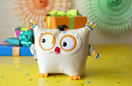 2016 Autograph Owl - $16.95