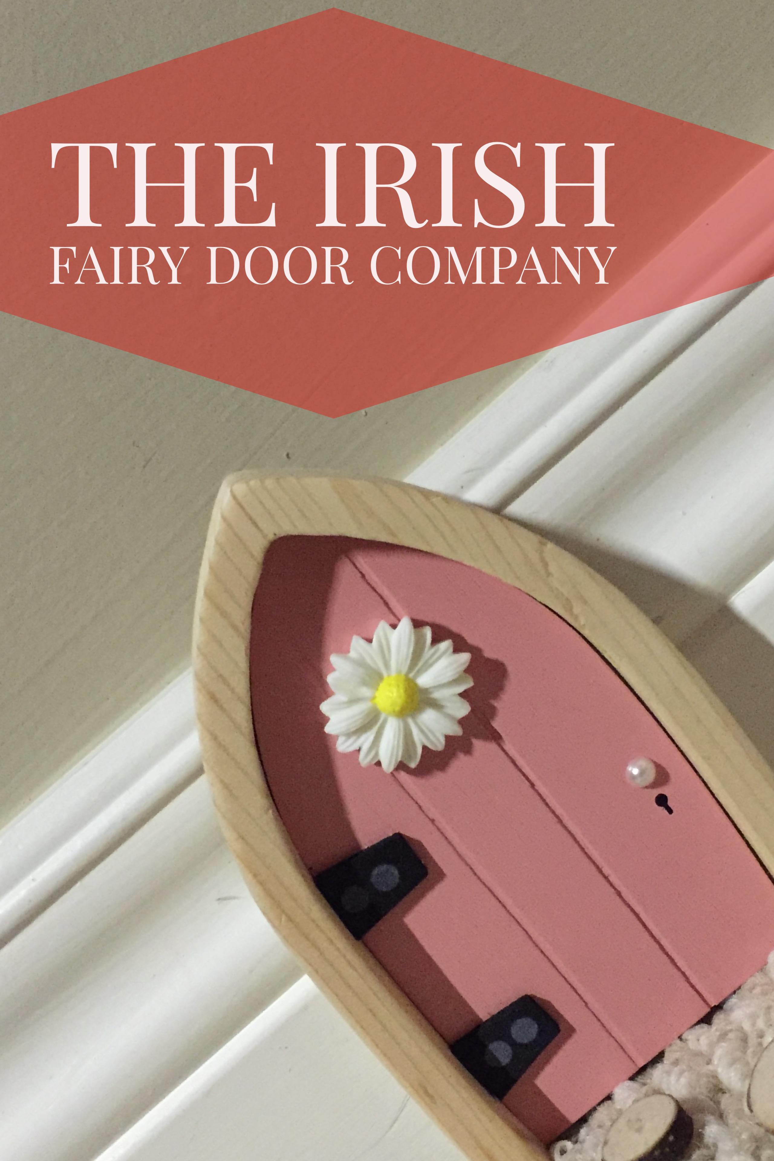 Fairy tales the irish fairy door company thrifty momma for The magic fairy door