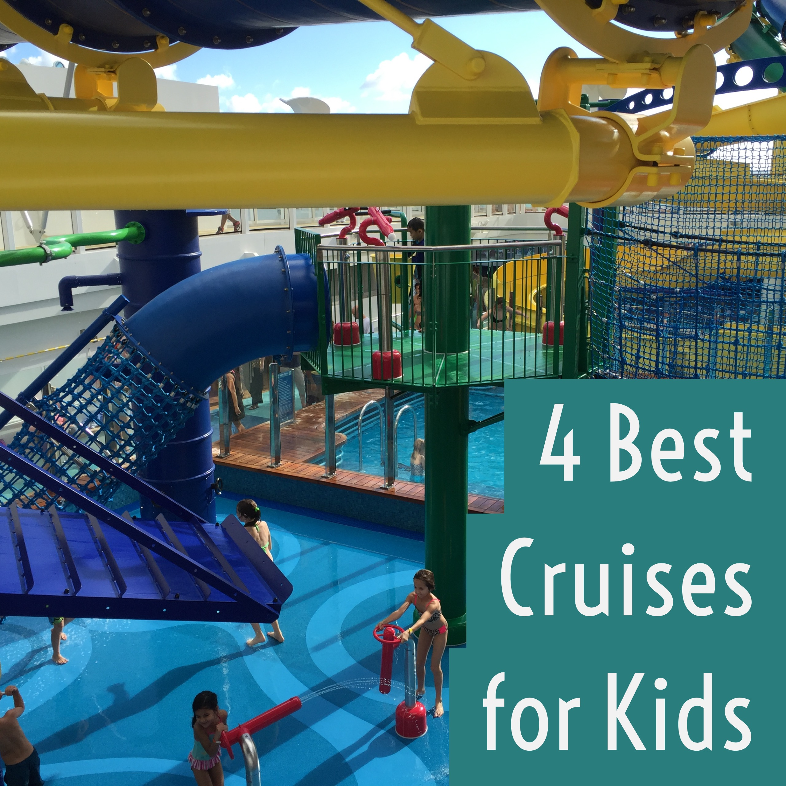Best cruises for kids 4 cruise lines that kids will love for Best us cruise lines