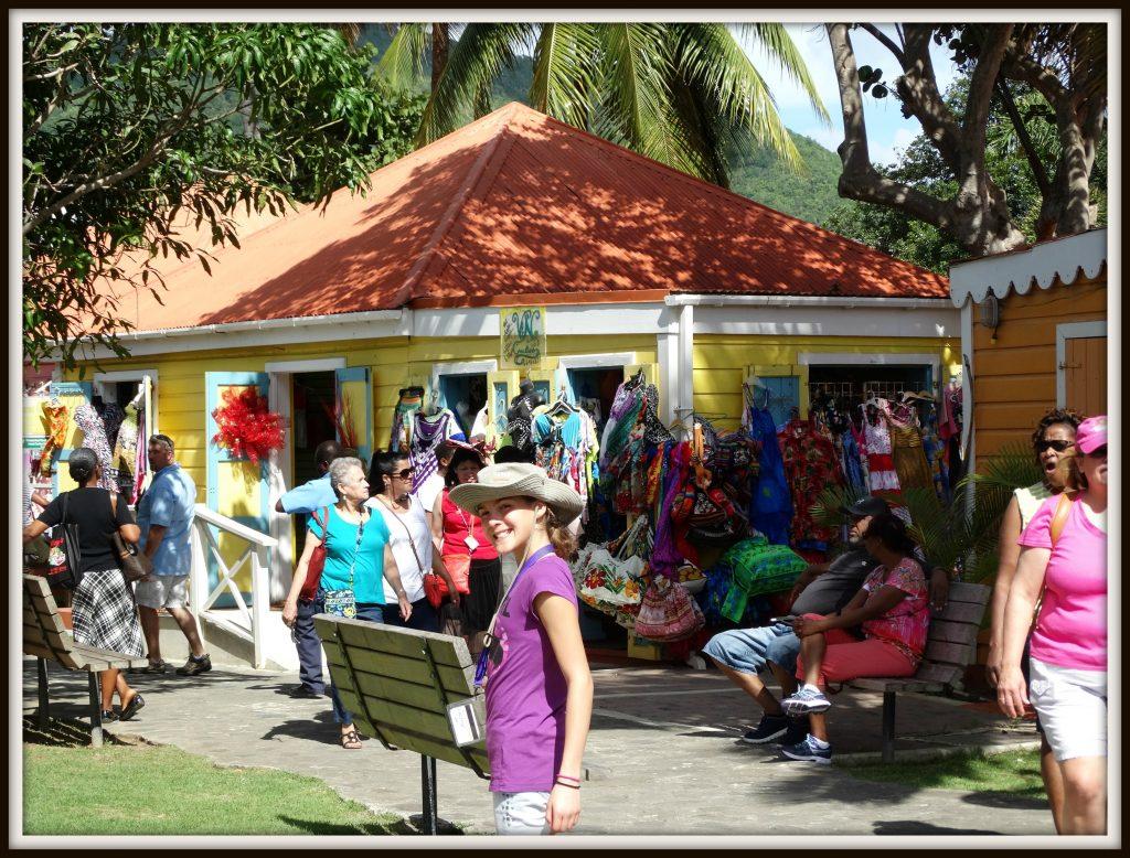 eastern caribbean -Tortola