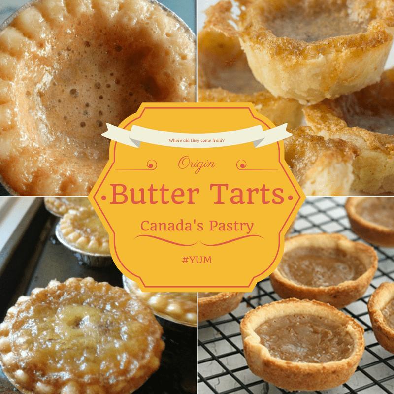 origin_of_butter_tarts