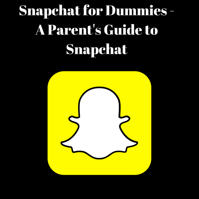 snapchat_for_dummies