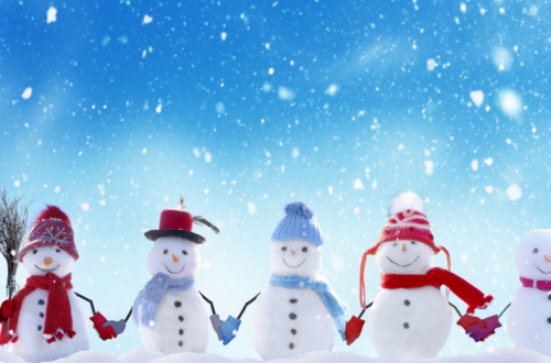 snowmen_colouring_page