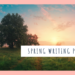 spring_writing_prompts